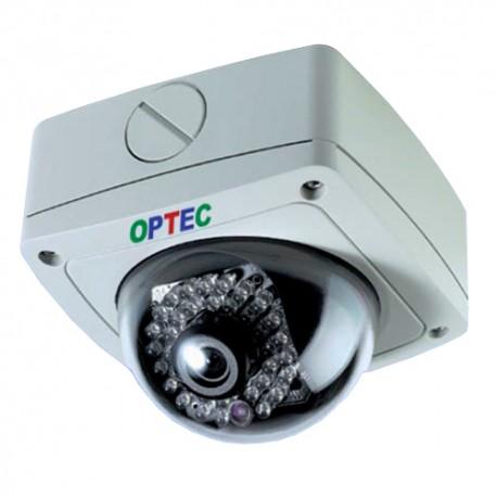WD90BHIR36 - Caméra Optec noir et blanc avec IR pour vision de nuit