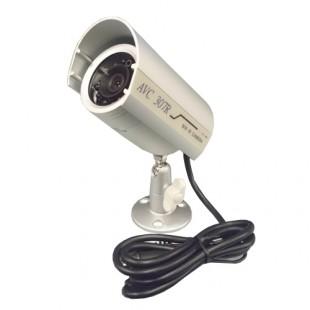 AVC307RRC/F40 - Caméra Optec IR noir et blanc 4.0mm portée 10 mètres